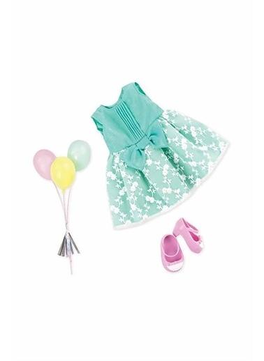Our Generation Our Generation Doğum Günü Kızı Oyuncak Bebek Kıyafeti Renkli